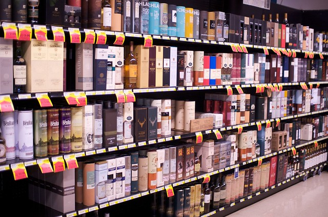 Single Malt Aisle