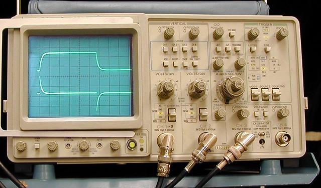 Oscilloscope Dreams - Jason Sachs