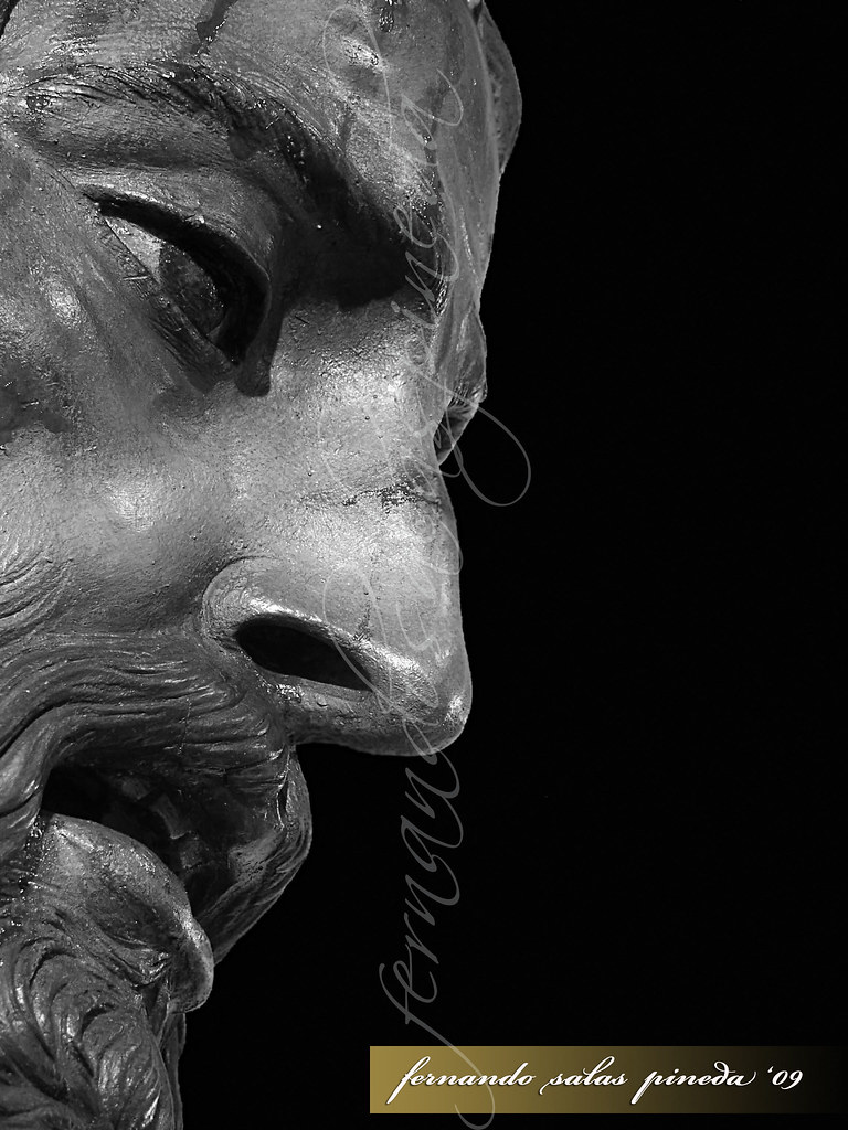 La cara de Cristo