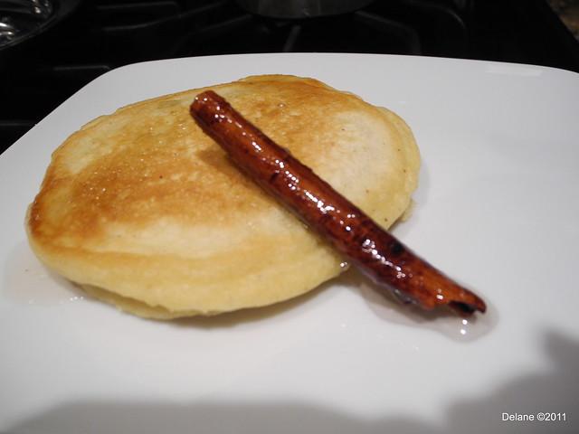 Eggnog Pancake