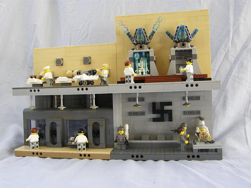 Nazi Scientist Lab