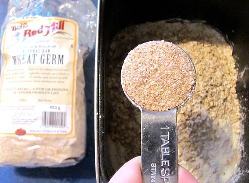My New-Fashioned Vegan Oatmeal Loaf