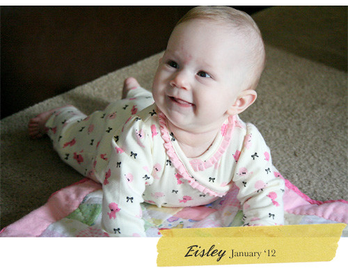 Eisley, January '12