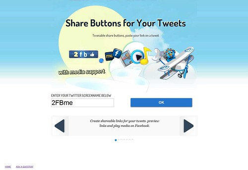 Share Buttons for Tweets !