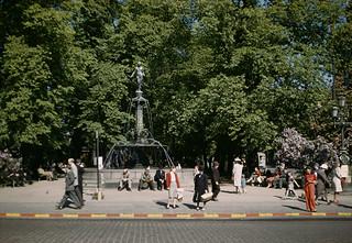 Göteborg (Gothenburg), Västergötland, Sweden