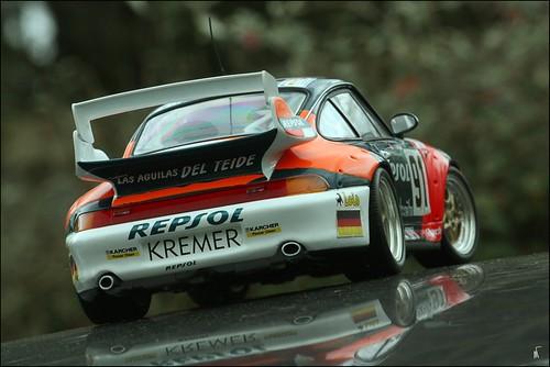 Porsche 911 GT2 Le Mans 95 #91 - UT MODELS