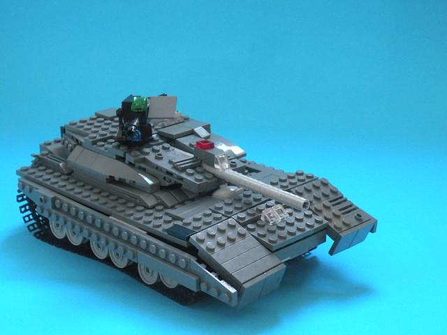 AMX-5 Bonaparte Main Battle Tank
