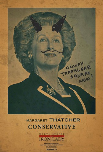 The Iron Lady - Movie Poster 3