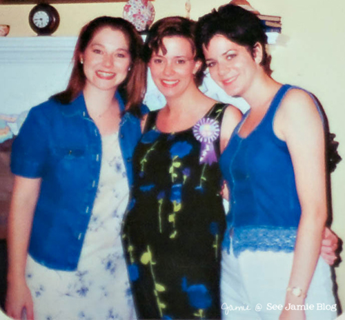 Baby Shower August 2000