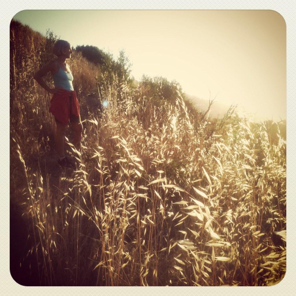 Hiking with Mum