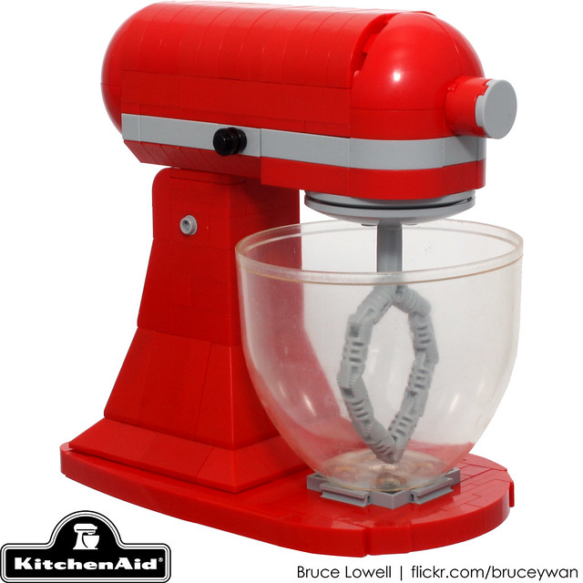 LEGO KitchenAid Mixer