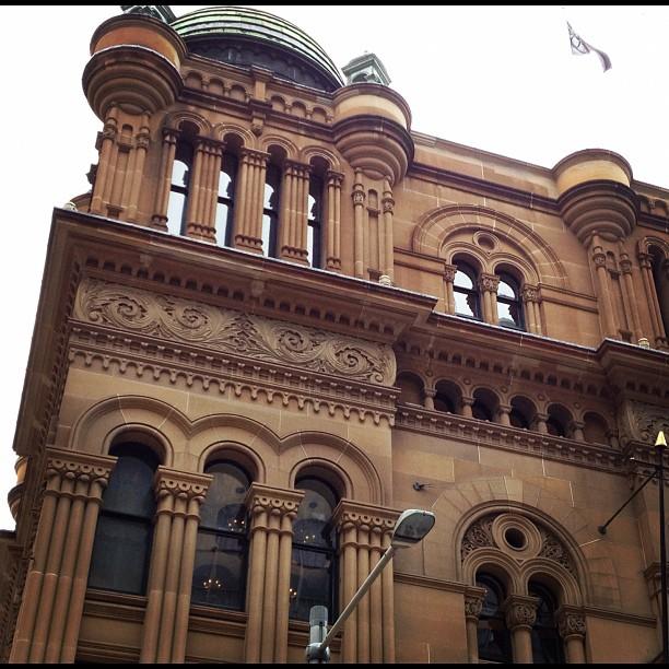 QVB Sydney