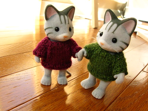 kitty sweaters