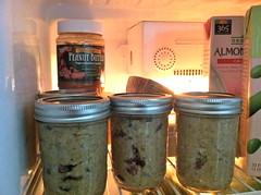 Mason Jar Oatmeal Ready for the Morning Rush