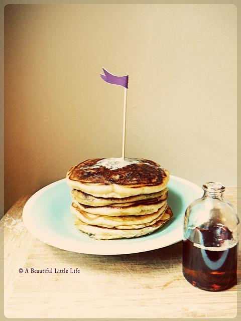 Pancake stack