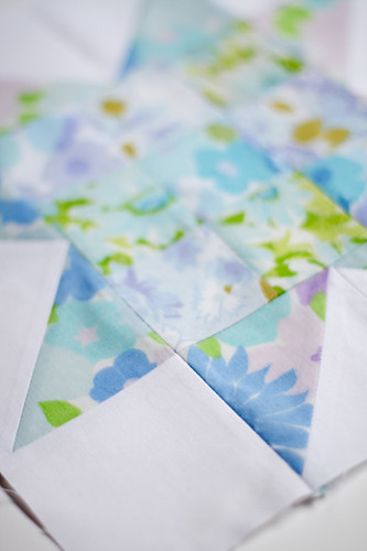Patchwork Star Block Tutorial - In Color Order