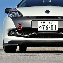 Clio Ⅲ RS用フロントディフューザー