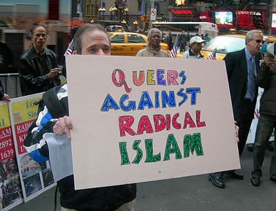 queers against radical islam