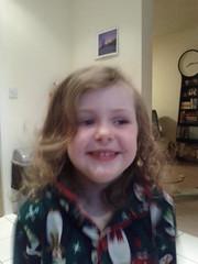 Lydia hair 1