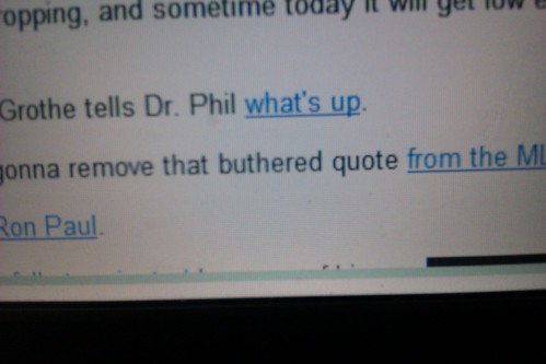 """""""buthered quote"""" is the most meta thing I've seen in years"""