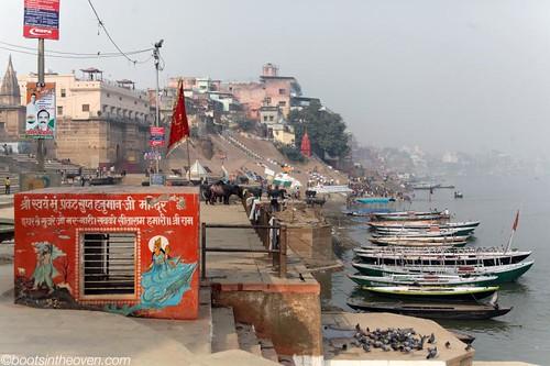 Ghat, Varanasi
