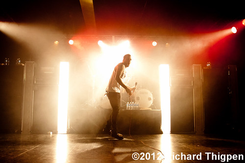 August Burns Red - 01-15-12 - Amos' Southend, Charlotte, NC