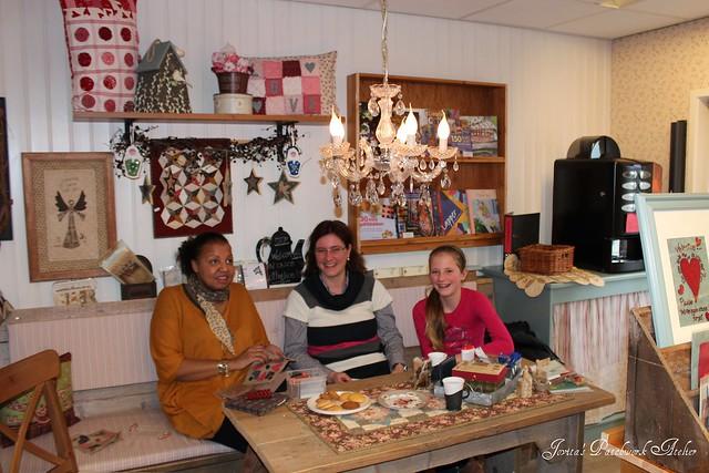 Bloggerdag at 't Atelier Quilt Gebeuren