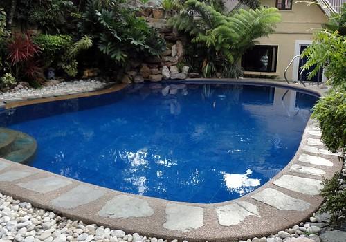 Keni Po Rooms - swimming pool