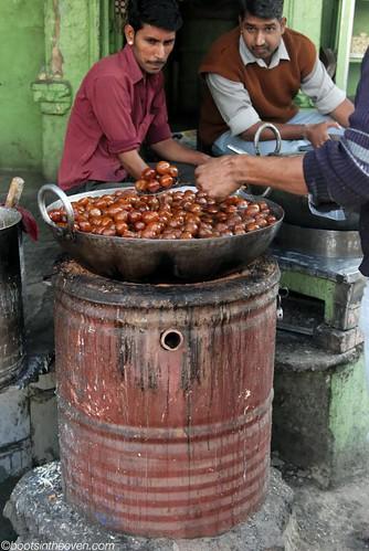 People love their gulab jamun...
