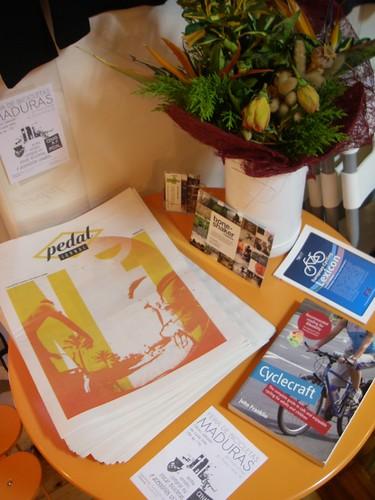 Jornal Pedal in da house