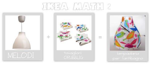 IKEA Melodi +Orubblig