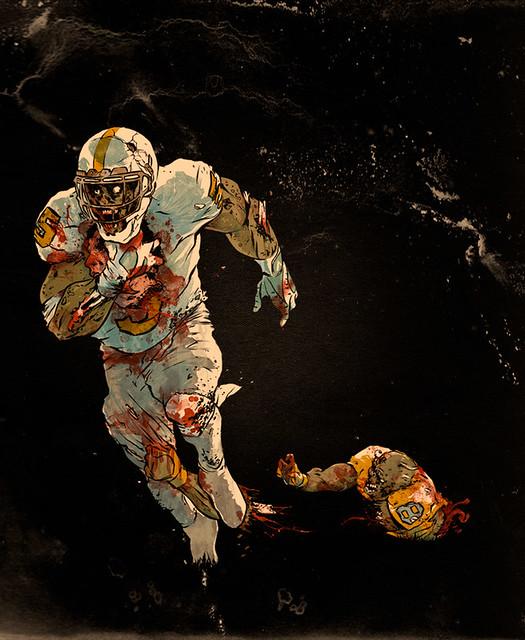 The Running Dead