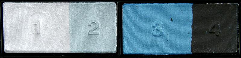 maybelline turquoise glamour eye studio quad1