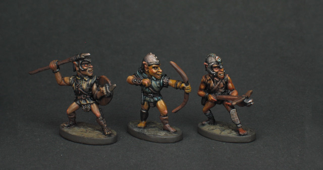 Grenadier Dragon Lords Goblins