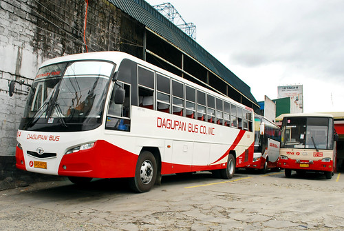 Dagupan Bus 1004 BV115 Ordinary