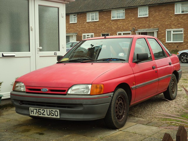 Ladies and others please may I present the very best polished turd possible - the Mk5 1991 European Ford Escort. & ugly cars that gross you the worst! - Page 15 - Fuel Economy ... markmcfarlin.com