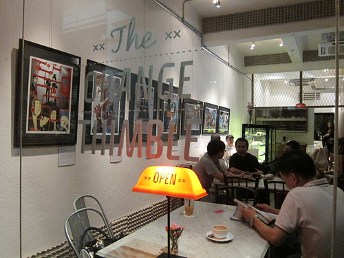 Chasing Dreams: The Remaking of Tiong Bahru @ Orange Thimble Cafe