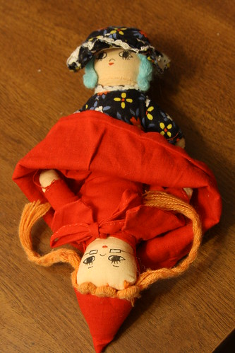 Little Red Riding Hood Doll by kiki5253