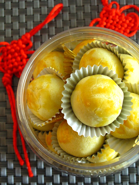 Pineapple rolls (Nastar) 凤梨酥