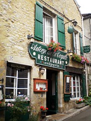 VÉZELAY, Burgundy, France