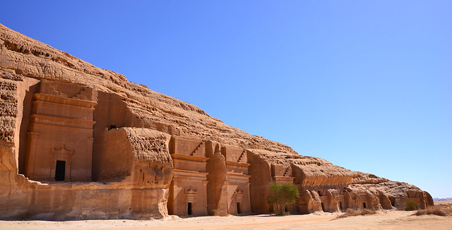 Madain Saleh