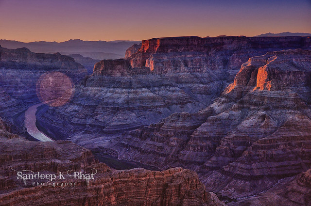 Colors of Grand Canyon West