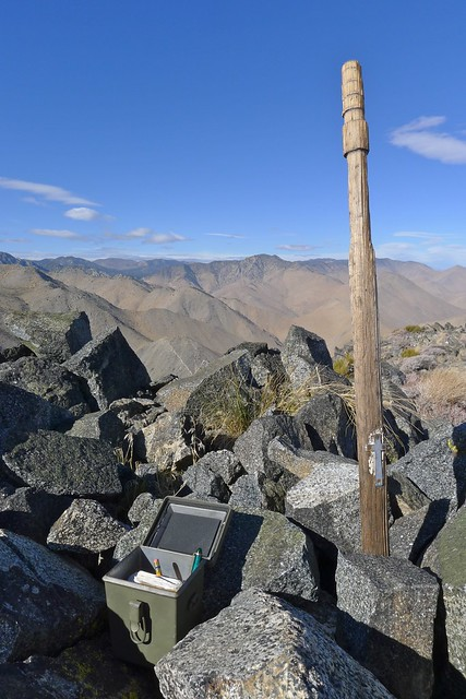 Boulder Peak Summit