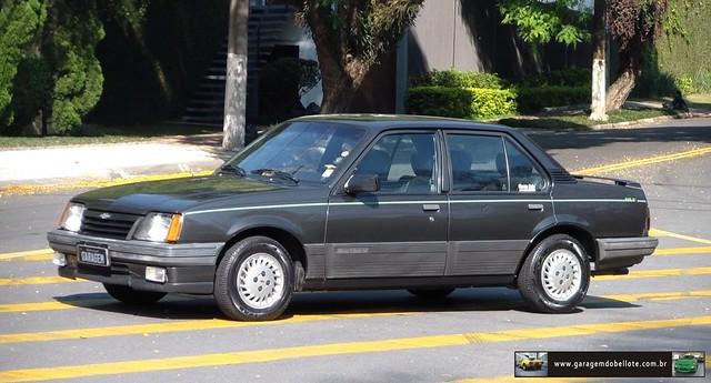 O primeiro Chevrolet com injeção eletrônica