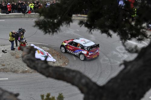 MINI John Cooper Works WRC 2012