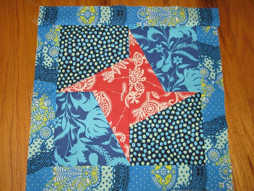 Sew. Happy. Quilt, Star