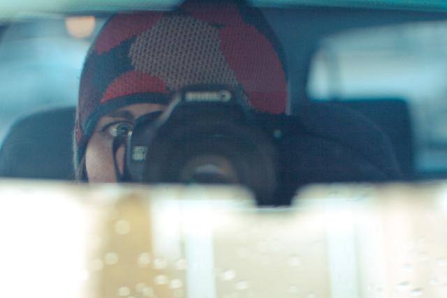 23:366, rearview mirror