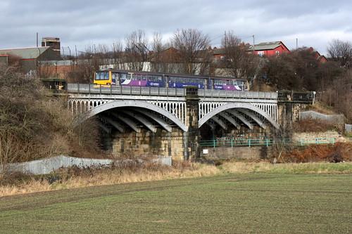 144 Crossing the River Calder