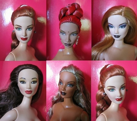 Pin My Candy Doll Collection Flickr Photo Sharing Genuardis Portal on Pinterest