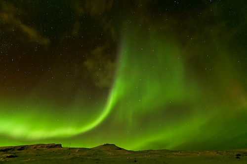 Aurora borealis January 24th 2012